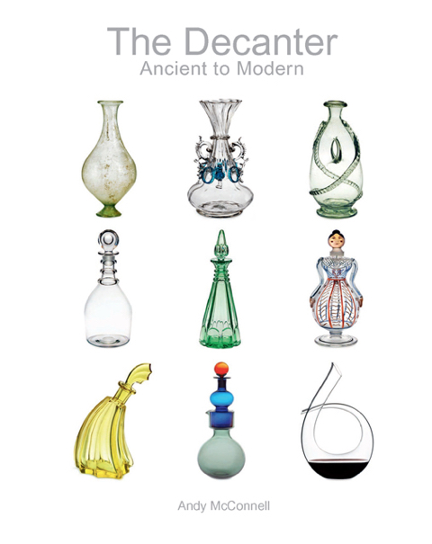 The Decanter, Ancient to Modern, Cover